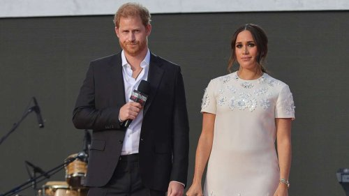 Halbbruder plaudert Details im TV aus: Verlässt Herzogin Meghan ihren Ehemann Prinz Harry?