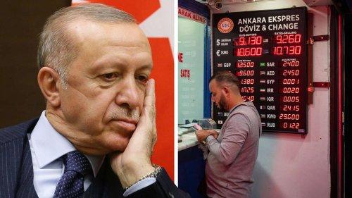 Fataler Lira-Absturz in der Türkei: Jetzt folgt Erdogans überraschende Kehrtwende