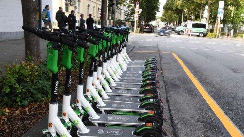ADAC-Vergleich: E-Scooter in München am teuersten
