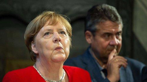 """Gabriel sieht """"hohen Preis"""" für Merkel-Jahre: """"Wie eine Mutter ..."""""""