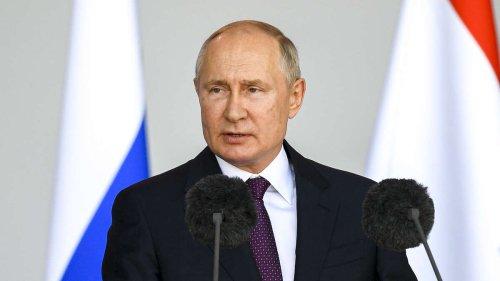 Putin wirbt für eine von der UN organisierte Afghanistan-Geberkonferenz
