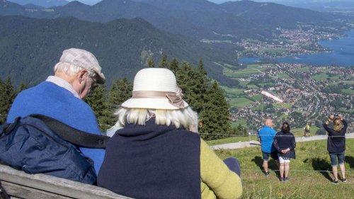 Rente: Rote Zone Oberbayern - Warum viele Senioren ihren Lebensstandard kaum halten können