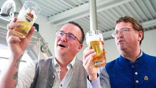 Ein Schritt in Richtung Oktoberfest: Giesinger Bräu schreibt mit neuem Bier Geschichte