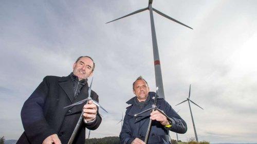 Auflehnung gegen die CSU? Aiwanger und Glauber wollen 300 Windräder in Bayern bauen - trotz 10h-Regel