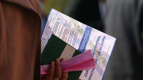Präsidentschaftswahlen in Usbekistan