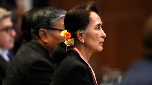 Nach Putsch: Aung San Suu Kyi sagt erstmals vor Gericht aus