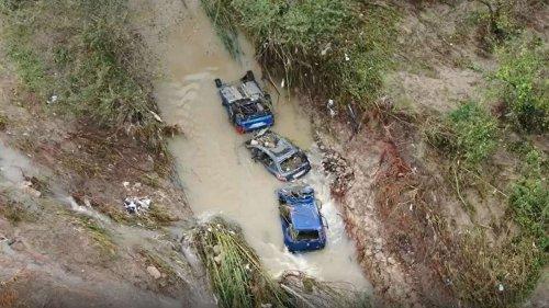 """Sturm-Alarm in Italien: Zerstörung und erster Toter nach """"Wasserbomben"""" - nun droht mediterraner Hurrikan"""
