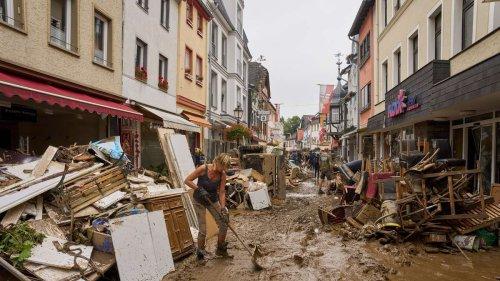 Rheinland-Pfalz: Wiederaufbauhilfe beginnt - Anträge ab Montag möglich