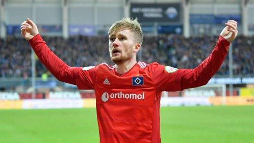 HSV: Boldt will Einsatzzeit für Tommy Doyle – doch Walter bremst die Euphorie