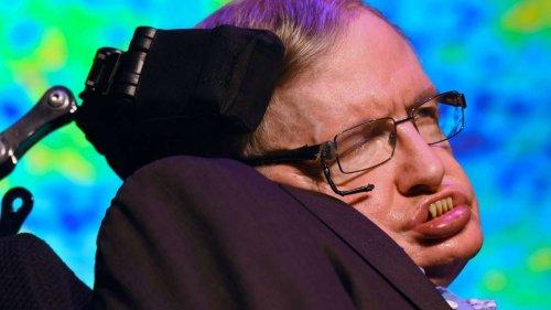 Stephen Hawking wollte Urknall-Theorie widerlegen