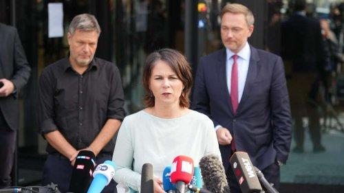 Habeck gegen Lindner: Zoff um Ampel-Posten - jetzt schreitet Baerbock ein