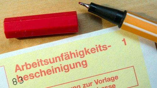 Gelber AU-Schein - Was sich künftig bei der Krankschreibung ändert