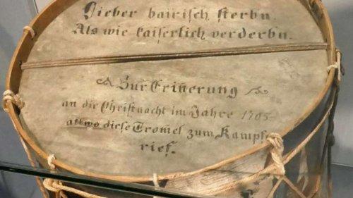 Nach Weyarns Brief an Miesbach: Bad Tölz zeigt leises Interesse an der Gotzinger Trommel