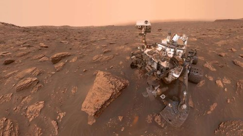 """Mars: """"Seltsames Bauwerk"""" entdeckt - Nasa-Forscherin """"verwirrt"""""""