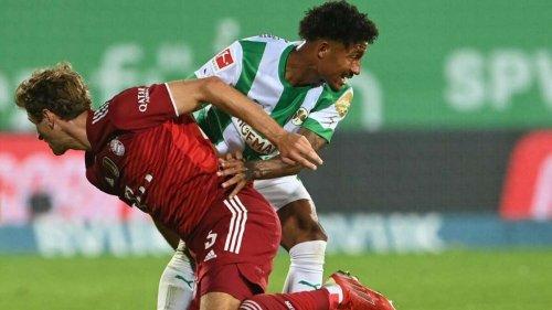 Rote Karte gegen die Bayern und wütender Nagelsmann - München müht sich beim Aufsteiger