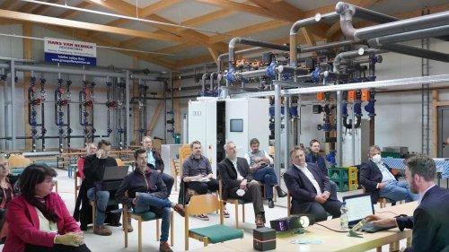 Wasserstofftechnologie: Weitere Unterstützung verlangt