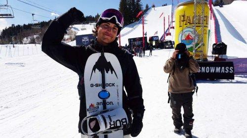 Snowboard: Flintsbacher Vockensperger löst Olympia-Ticket, auch Morgan in Peking dabei