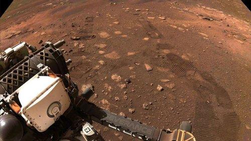 """NASA jubelt nach neuen Mars-Bildern: """"Eines der größten Rätsel ist gelöst"""""""