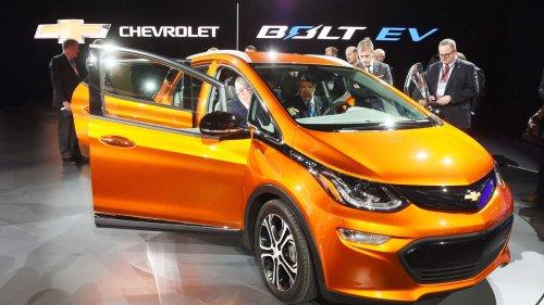 Elektroauto fängt Feuer: Fahrer soll 12.000 Dollar zahlen - an Hersteller General Motors
