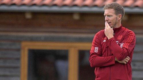Transfer-Theater beim FC Bayern?! Nagelsmann mit klaren Ansagen bei Goretzka und Lewy