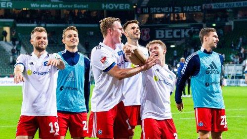 HSV: Längst aussortiert – dieser Spieler freut sich trotzdem über den Derbysieg