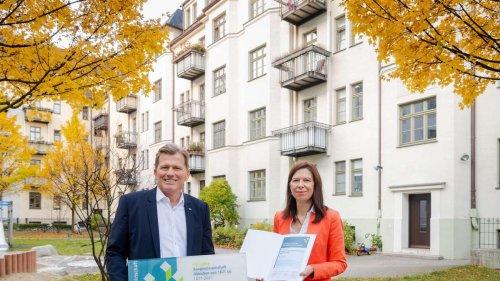 Sie ermöglicht bezahlbares Wohnen: Münchens älteste Genossenschaft feiert 150-jähriges Bestehen