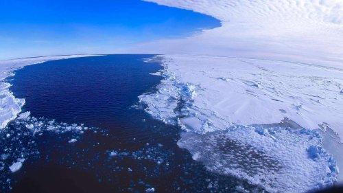 Mysteriöse Entdeckung unter der Antarktis: Wassersystem soll mit dem ganzen Planeten verbunden sein