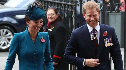 Prinz Harry: Jetzt macht er Herzogin Kate Konkurrenz