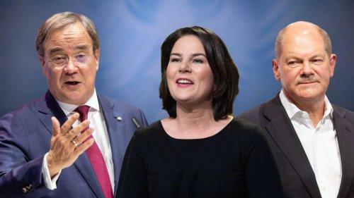 Neue Umfrage: Koalition ohne Laschet möglich - Baerbocks Kanzlerpläne geraten dennoch ins Wanken