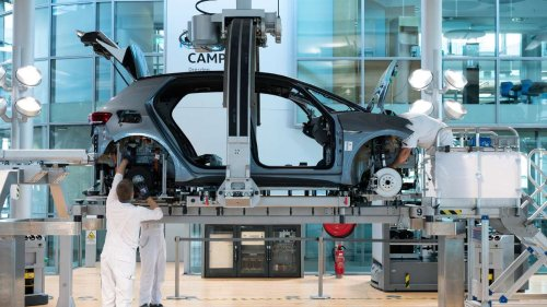 Volkswagen: Weiterhin Kurzarbeit im Stammwerk - Halbleiter fehlen an allen Ecken und Kanten
