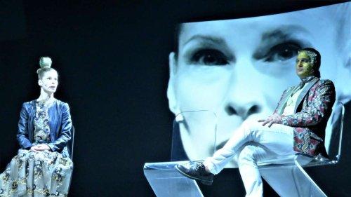 Antigone als Talkshow-Gast