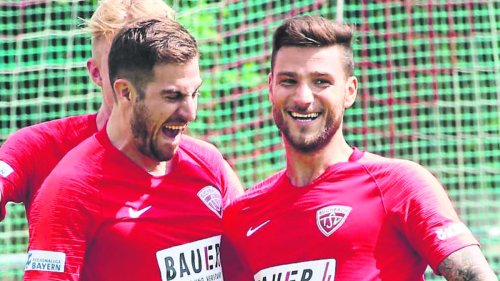 LIVE: TSV Buchbach legt gegen Fürth II nach - Orth macht den zweiten Treffer