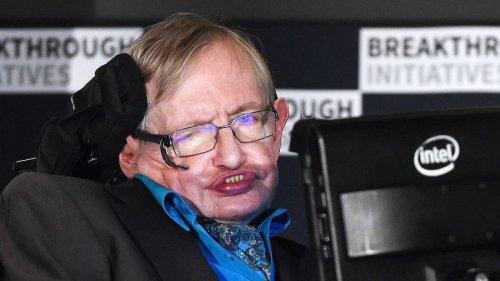 Stephen Hawking: Vorhersage über E-Autos als letzte Botschaft an die Menschheit