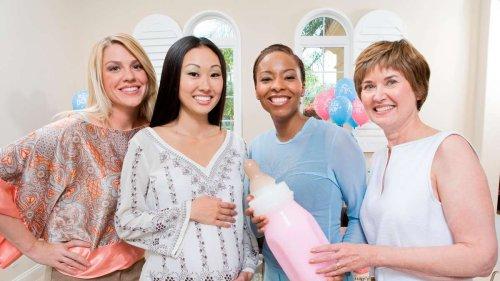 Baby Shower: Geschenkideen für die Babyparty