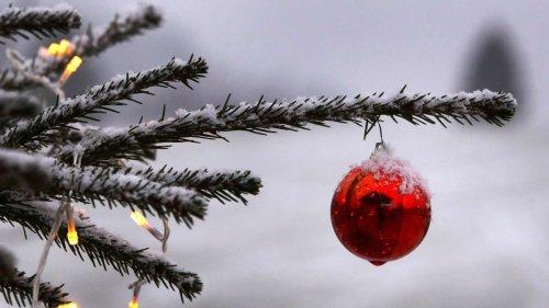Gibt es 2021 weiße Weihnachten in Deutschland?