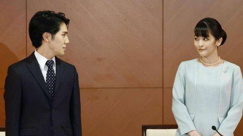 Prinzessin Mako und Kei Komuro: Endlich Hochzeit in Tokio