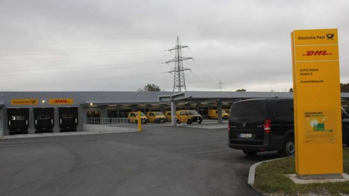 Post errichtet XXL-Stützpunkt in Habach