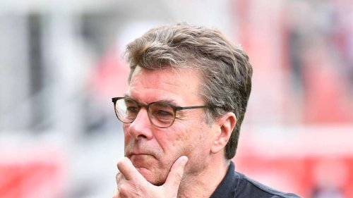 """""""Das war ein Fehler"""": Dieter Hecking räumt mit Zeit als HSV-Trainer auf"""