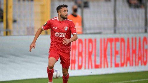 Ex-SV-Planegg-Krailling-Spieler Albion Vrenezi schießt Türkgücü München zum Sieg