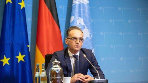 Maas nimmt unabhängige Zweifel an russischer Parlamentswahl «sehr ernst»