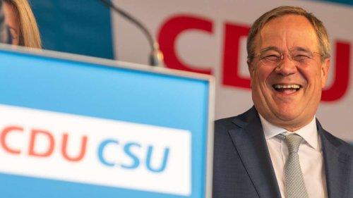 Umfragen: Forsa-Forscher gibt Union noch nicht auf – trotz Ungewissheit um Laschet