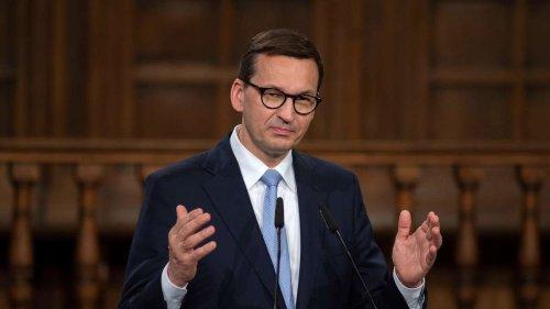 Polens Regierungschef warnt: EU ist bald vielleicht kein Bund loser Staaten mehr