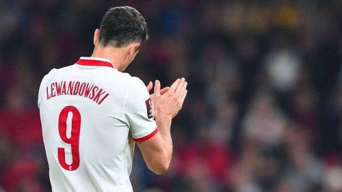 Bayern-Star Lewandowski mittendrin: Chaos-Spiel in der WM-Quali