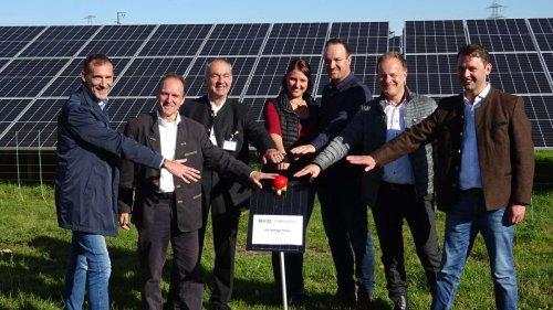 Ökostrom aus Markt Schwaben: Erstes Bürgerkraftwerk im Landkreis gestartet