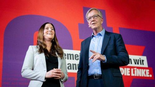 Die-Linke-Wahlprogramm: Reiche besteuern, Ärmere entlasten – und sozial gerechter Klimaschutz