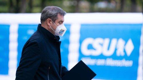 Bundestagswahl 2021: Söder-Frust nach CSU-Debakel - Er wettert gegen die SPD