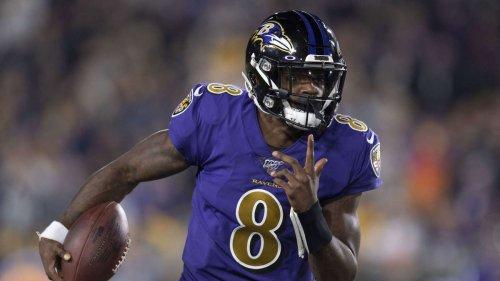 NFL-Ergebnisse: Lamar Jackson schlägt Mahomes – Spuck-Skandal in Pittsburgh