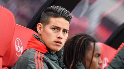 James-Absturz perfekt - Einstiger Bayern-Star kickt künftig wohl im Niemandsland