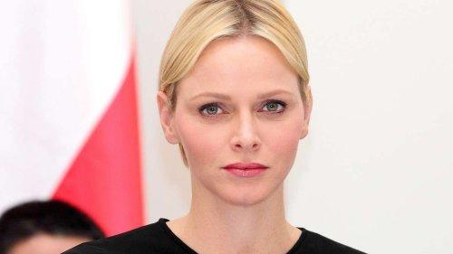 """Fürstin Charlène von Monaco verpasst einen """"magischen Moment"""""""