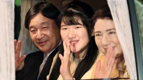 Kaiser Naruhito:Bleibt die älteste Erbmonarchie der Welt ohne Thronfolger?